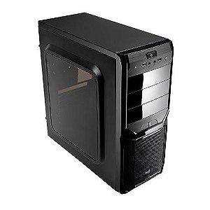 Gabinete  Gamer Aerocool Atx V3x Window Black
