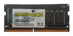 Memória Markvision Ddr4 4gb 2400mhz Sodimm