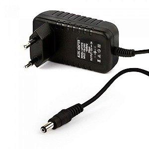 Fonte De Energia Alimentação Para Tv Box Bivolt 12v 2a  Conector P4