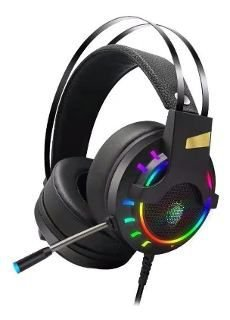 Headset Gamer  RGB USB  7.1 Shinka SH-FO-Q10