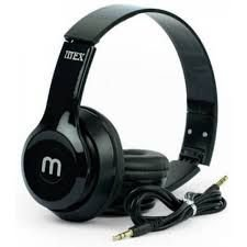 Headphone Fold Altomex A-866 Preto
