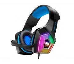 Headphone Gamer X-Soldado Azul GH-X2000 Infokit