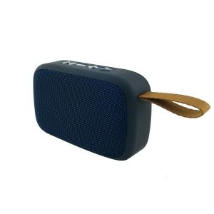 Caixa De Som - Speaker Wireless - Azul