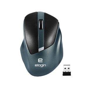 Mouse Elogin - MO02 Azul Marinho
