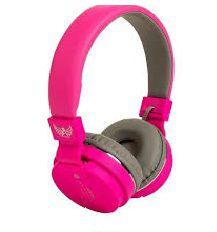 Fone de ouvido sem fio a-833 Altomex Rosa