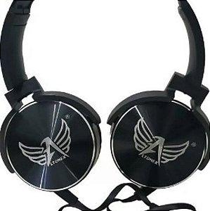 Fone De Ouvido Extra Bass E Microfone - Altomex A-669