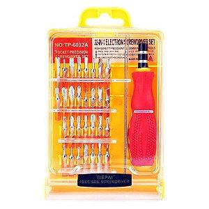 Kit Com 32 Chaves de Precisão TE-6032