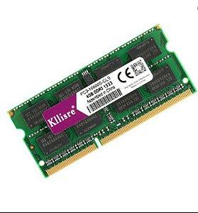 Memória Sodimm 4Gb DDR3 Kllisre 1333