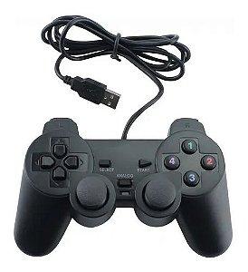 Controle Com Fio Para PC Maxmidia - PP40