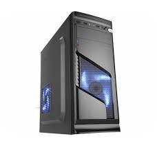 PC GAMER MIKATECH i5  2500 3.3 GHZ - 6 MB CACHE QUAD-CORE- SSD 256GB - MEMORIA DDR3 8 GB- PLACA DE VIDEO  RADEON RX550 4GB