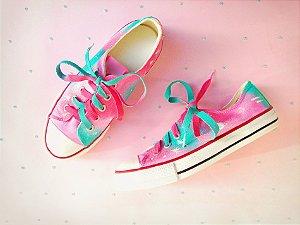 Tênis Pink Way