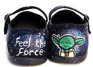 Sapatilha Yoda