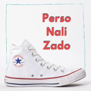Meu All Star Personalizado