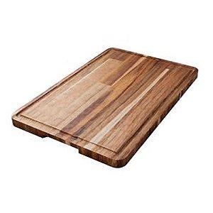 Tábua de madeira teca - Michigan G - Monte Novo
