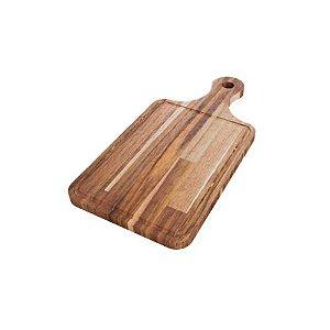 Tábua de corte em madeira Teca - Filadélfia - Monte Novo