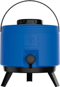 Botijão Maxitermo azul 6 litros Termolar