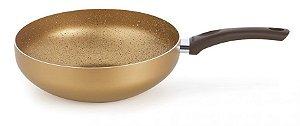 Frigideira Wok Gold Nº 28 Multiflon