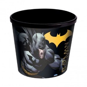 Pote para pipoca Batman Plasútil