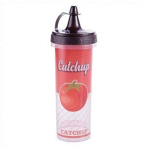 Bisnaga retrô Ketchup Plasútil