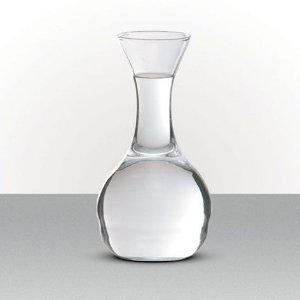 Jarra decanter de vidro G Luvidarte