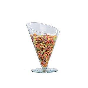 Taça cônica diagonal P - Luvidarte