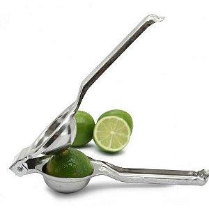 Espremedor manual de limão inox Yazi