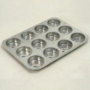 Forma para pão de mel com 12 cavidades Doupan