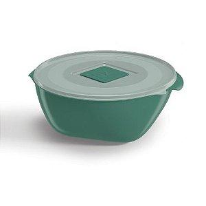Pote premium verde água 800 ml UZ