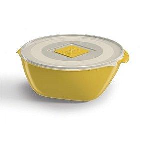 Pote premium amarelo 800 ml UZ