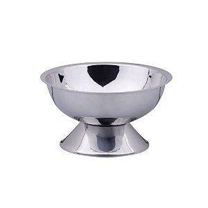 Taça para sobremesa de inox Globo