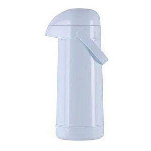 Garrafa Térmica Magic Pump 1 Litro Termolar branca