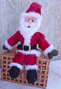 Papai Noel 30 cm Avulso Vicentin