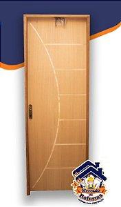 Porta Frisada 210 cm x 80 cm