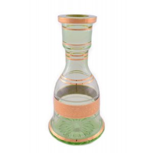 Vaso Bohemian El Nefes Sino Light Green BJ