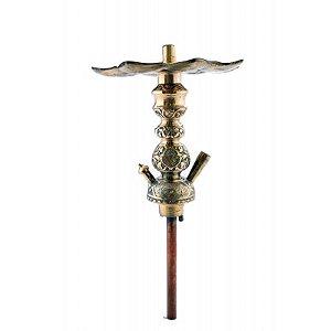 Stem Narguile El Nefes Sultan Colonial Gold