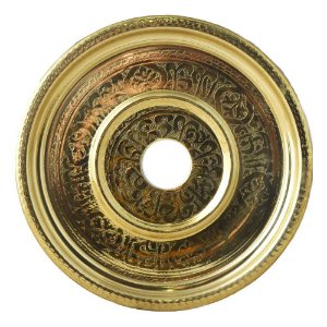 Prato Tradicional Turkish Flat Gold