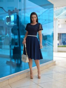 Vestido Leandra
