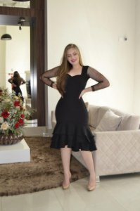 Vestido Gabrielle