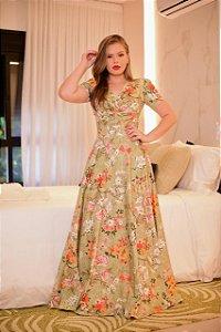 Vestido Longo Aruna