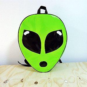Mochila Alien Neon