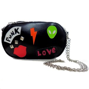 Bolsa Punk Love