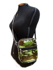 Bolsa Shoulder Bag Camuflada