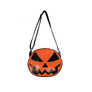 Bolsa Nara Prado Abóbora Halloween