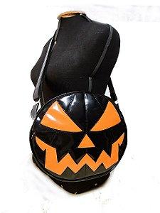 Bolsa Nara Prado Abóbora Halloween Black