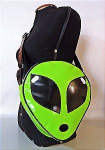 Bolsa Alien Verde