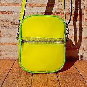Bolsa Shoulder Neon Verde
