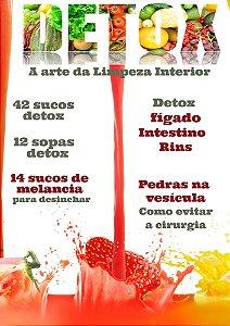 Revista Detox frete grátis
