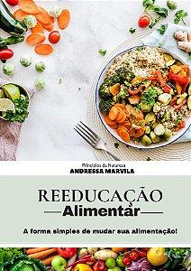 Revista Reeducação Alimentar frete grátis- Impressa