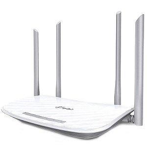Roteador Wireless TP-Link Dual Band AC1200 Gigabit Archer C5 W
