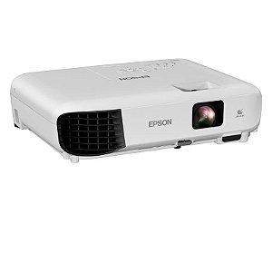 Projetor Epson PowerLite E10+ 3600 Lumens